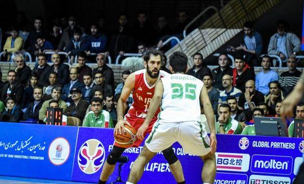 انصراف حریف بسکتبالیست های ایرانی از حضور در رقابتهای آسیایی
