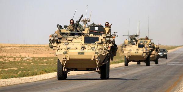 حمله به یک کاروان حامل تجهیزات آمریکایی در صلاحالدین عراق