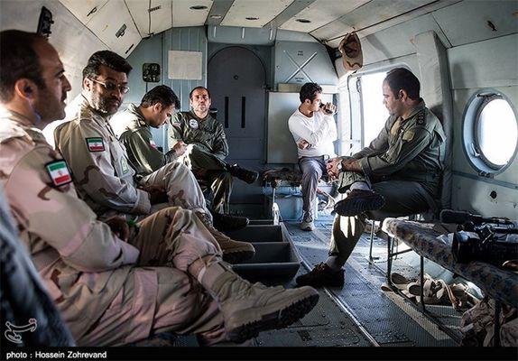 ۲۴ ساعت حضور در قتلگاه اشرار + تصاویر
