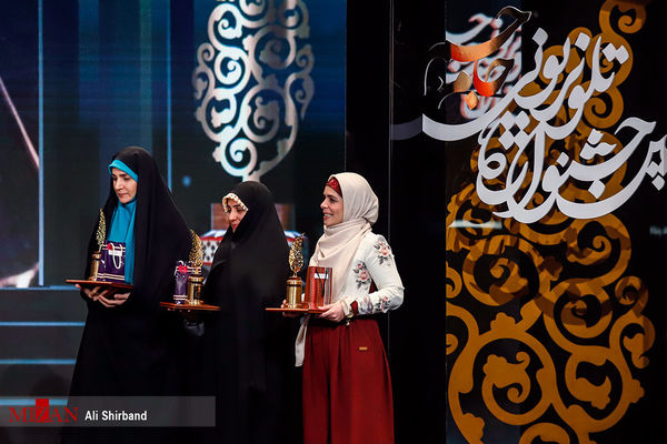 مجریان زن منتخب تلویزیون در کنار هم/عکس