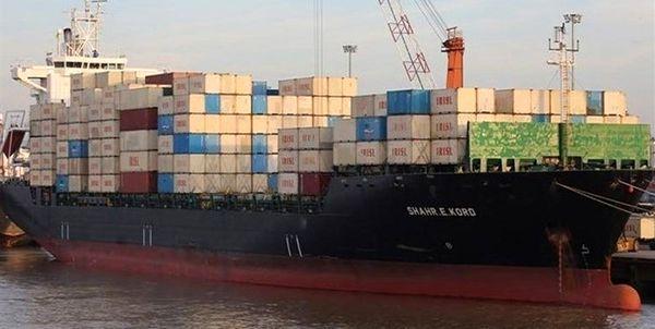 حمله تروریستی به کشتی تجاری ایران