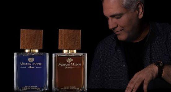 عطرهای جدید مهران مدیری + عکس