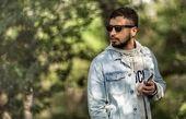 مهرداد صدیقیان با مو کوتاه + عکس