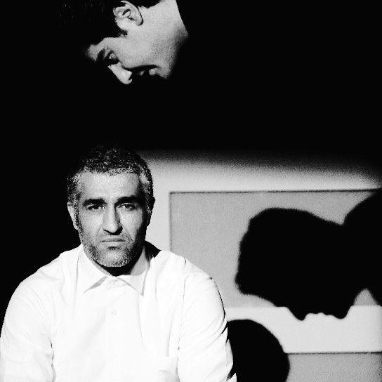چهره غم زده پژمان جمشیدی + عکس