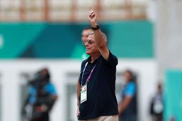دیدار برانکو و سرمربی تیم ملی در قطر