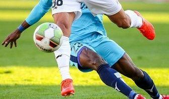 نتایج شب گذشته فوتبال اروپا