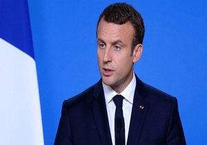 وعده مکرون برای پیگرد قضایی «قانونشکنان» در پاریس