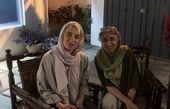 پانته آ پناهی ها در کنار همسر بازیگر معروف + عکس