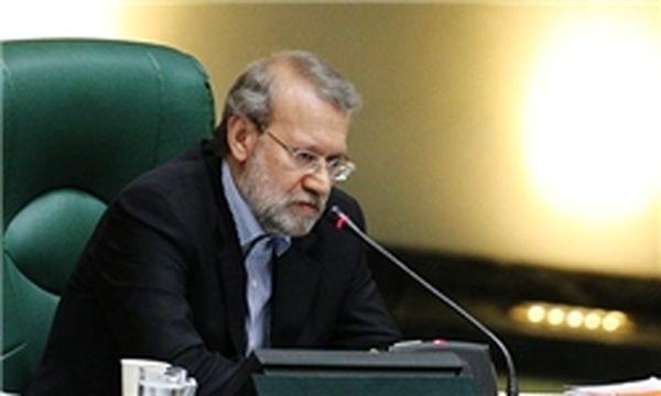 توضیحات لاریجانی درباره نشست غیرعلنی بررسی قراردادهای نفتی