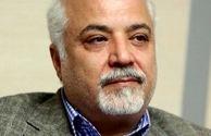 حاجبیگی: با توکل به امام حسین و حمایت هواداران این بازی را پیروز شد
