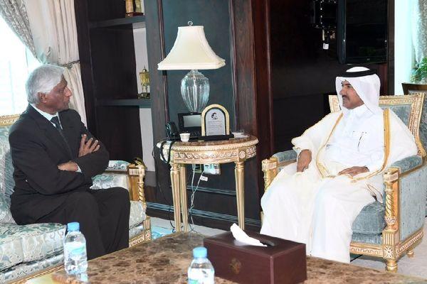 موریس روابط خود با قطر را از سر گرفت