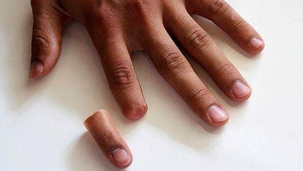 طبیعیترین انگشت مصنوعی + فیلم
