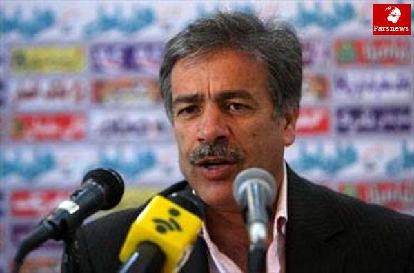 حرص و جوش منصور ابراهیمزاده کنار زمین/ بازیکن نفت هم اخراج شد