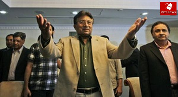 پرویز مشرف وارد پاکستان شد