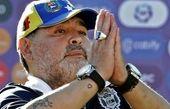 درخواست مارادونا از ورزشکاران برای شکست کرونا
