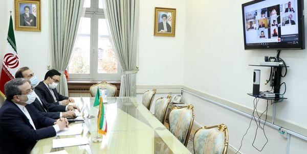 برگزاری دومین نشست رایزنیهای سیاسی معاونان وزرای خارجه ایران و ایتالیا