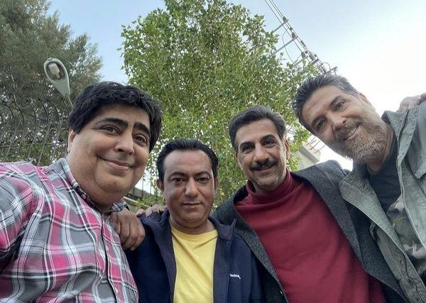 سریال جدید رضا شفیعی جم چیست؟ + عکس