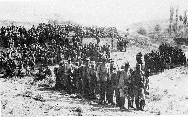 جنگ جهانی اول نیمی از مردم ایران را کشت+فیلم