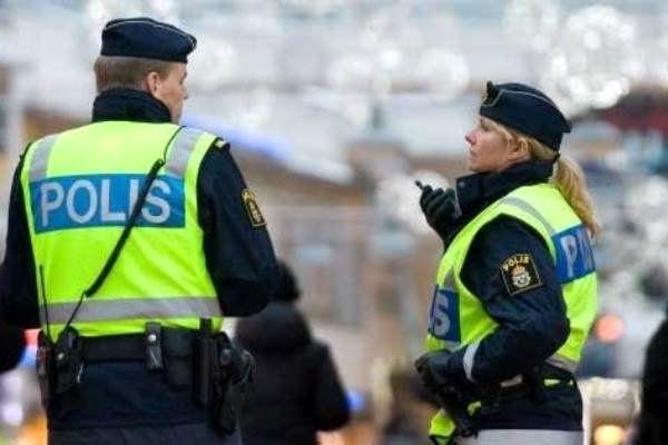 تیراندازی در سوئد