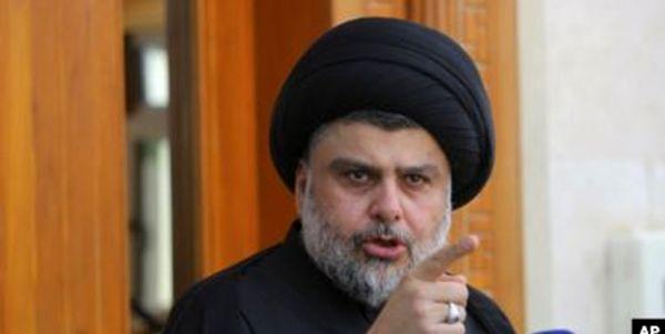 واکنش رهبر جریان الصدر عراق به تحولات آمریکا