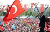 سخنان اردوغان به مناسبت روز جهانی پناهجویان