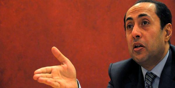 دیدار مقامات اتحادیه عرب با نخست وزیر پیشبرد امور لبنان