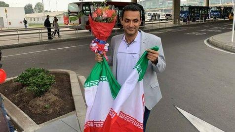 80 میلیون ایرانی طرفدار تیم ملی کلمبیا!