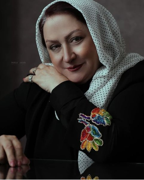 ظاهر شیک مریم امیرجلالی + عکس