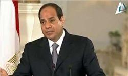 السیسی: جهان عرب با چالش های بیسابقه ای روبرو است