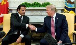 جزئیات تلاش قطر برای جلب حمایت آمریکا