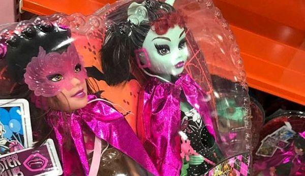 عروسک زنده در خانه زوج جوان+عکس