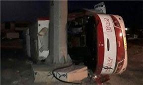 اسامی جانباختگان تصادف اتوبوس دانشآموزان کرجی اعلام شد