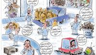صدا و سیما و واردات خوراک دام با ارز دولتی
