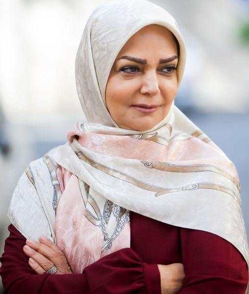 عکس جدید خانم مجری معروف