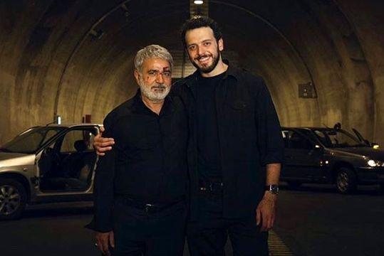 تبریک داماد حاج حیدر به پدر خانم بادیگاردش