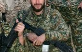 مدافع حرمی که در ناوچه کنارک شهید شد
