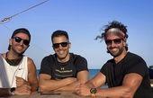 سیروان خسروی و دوستانش + عکس