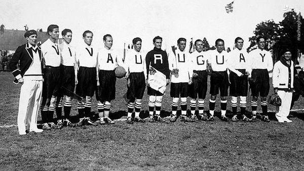 عجیب ترین پیراهن تاریخ فوتبال/عکس