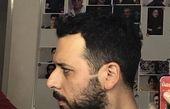 مدل موی خاص پدرام شریفی + عکس