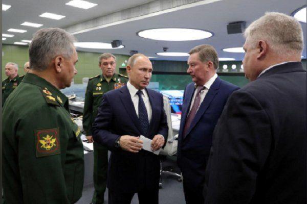 استقرار موشک های هسته ای فراصوت روسیه از سال آینده میلادی
