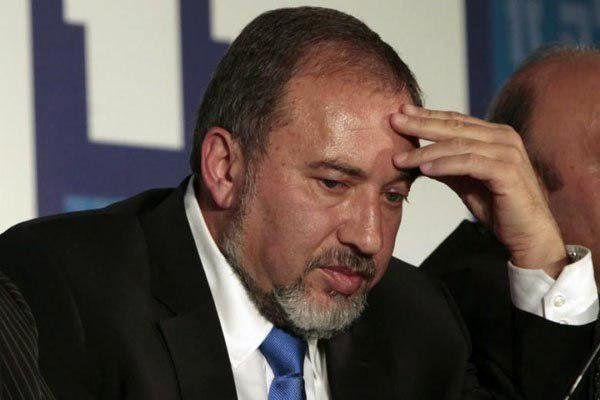 نشست محرمانه لیبرمن و مسئولان تشکیلات خودگردان فلسطین