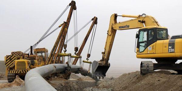 صادرات گاز روسها 10 درصد کاهش می یابد