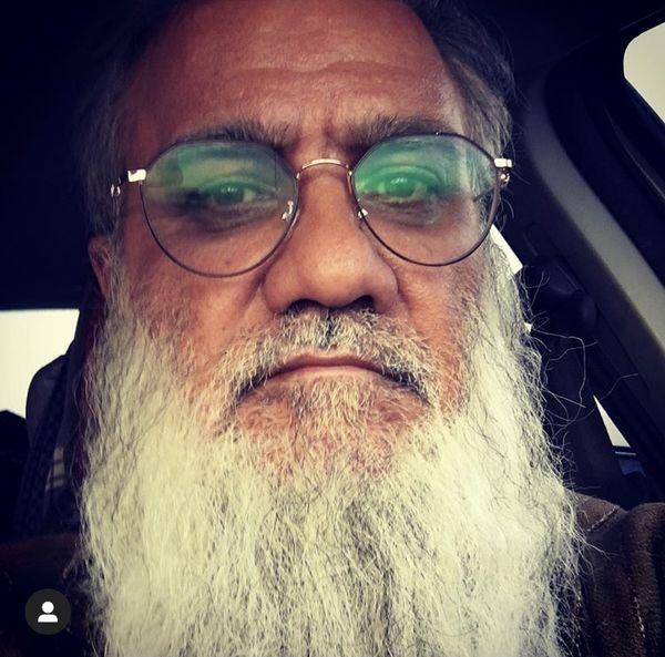 حسن اسدی با ظاهر جدیدش + عکس