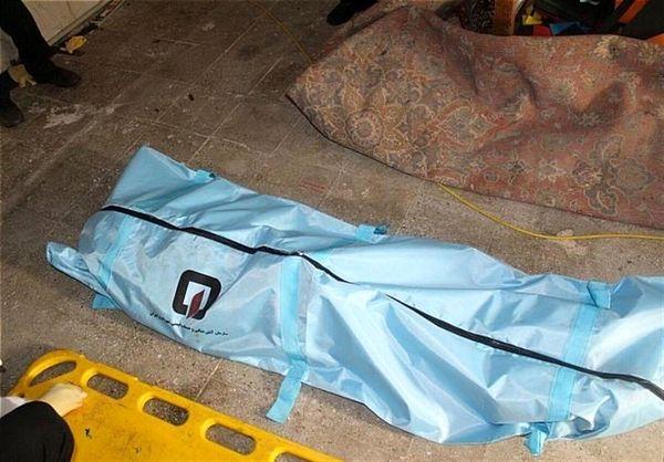 کشف جسد سوخته در شهر زیبای تهران