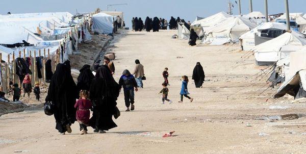 فعالیت پلیس مخفی داعش در اردوگاه الهول سوریه