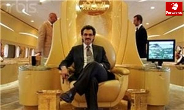 کنایه شاهزاده طلال به پادشاه عربستان