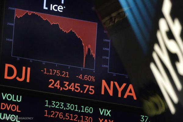 افت وحشت سرمایه گذاران از جنگ تجاری