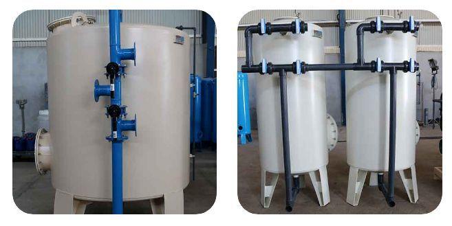 فیلتر شنی تصفیه آب پاکسازان