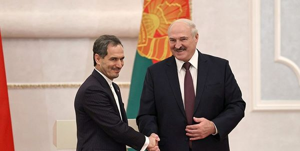 ایران یکی از مهمترین شرکای بلاروس است