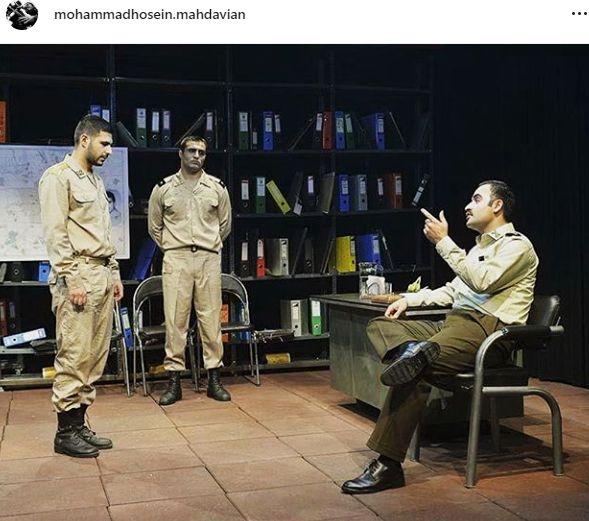 اولین پیشنهاد تئاتر کارگردان ماجرای نیمروز